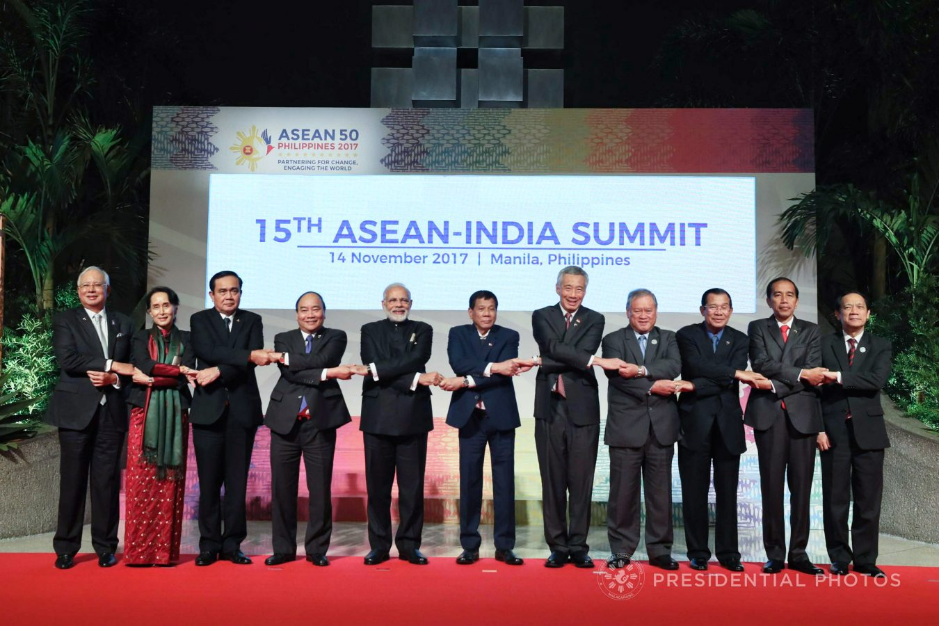 India and ASEAN's Rapidly Growing Economies Ally to Accelerate