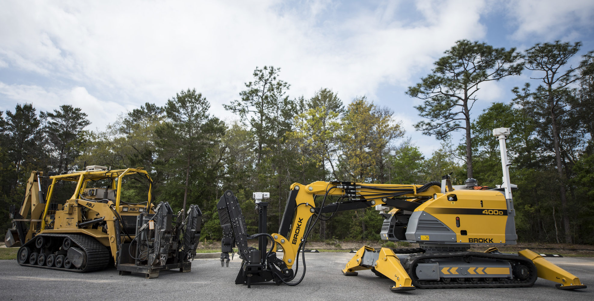 Construction Disruption – Robots are Super-Powering Industrial Productivity