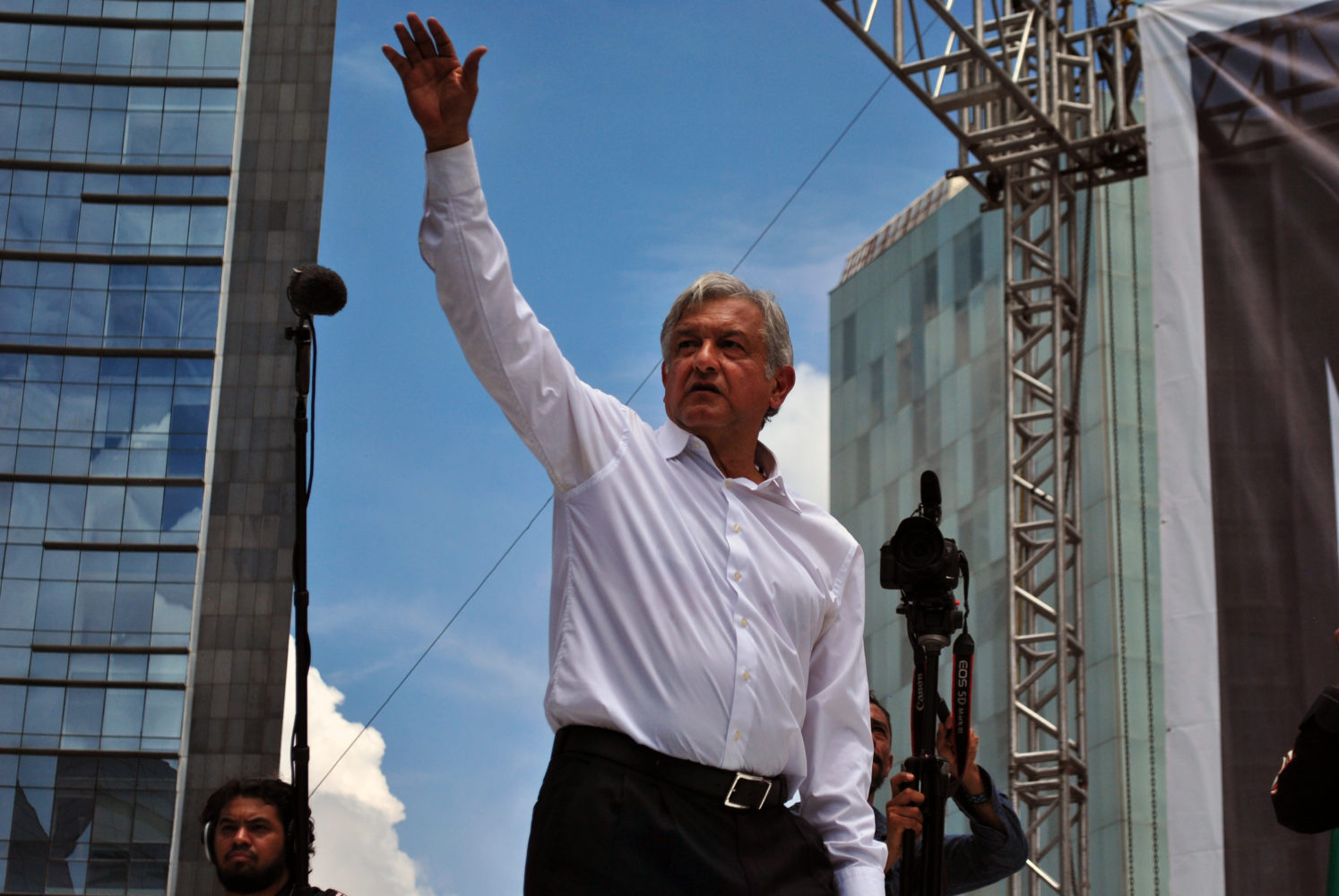 Mexico's President-Elect Wins Sweeping Mandate to Reshape the Country