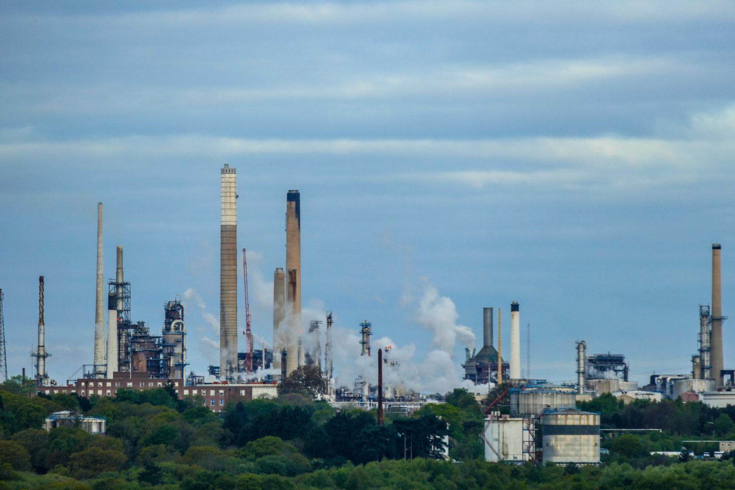Refiners: Deteriorating Profitability May Deflate U.S. Refineries