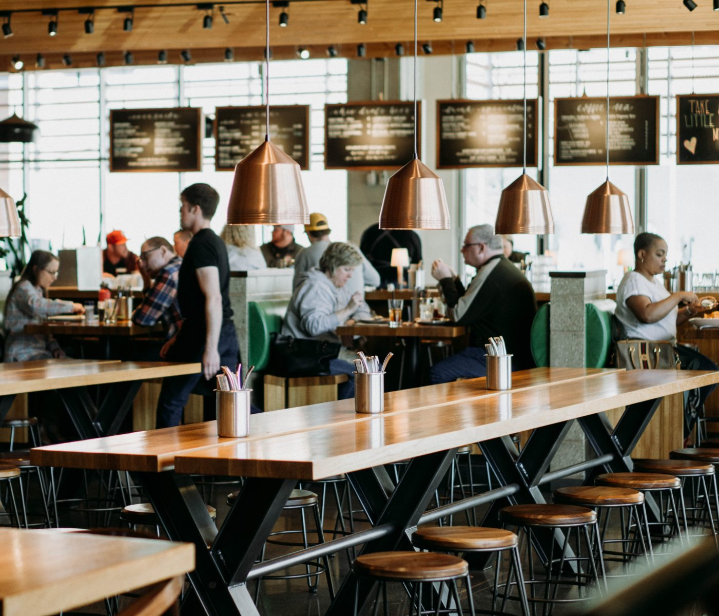The Robotic Revolution Will Dish Out Optimization in Food Service