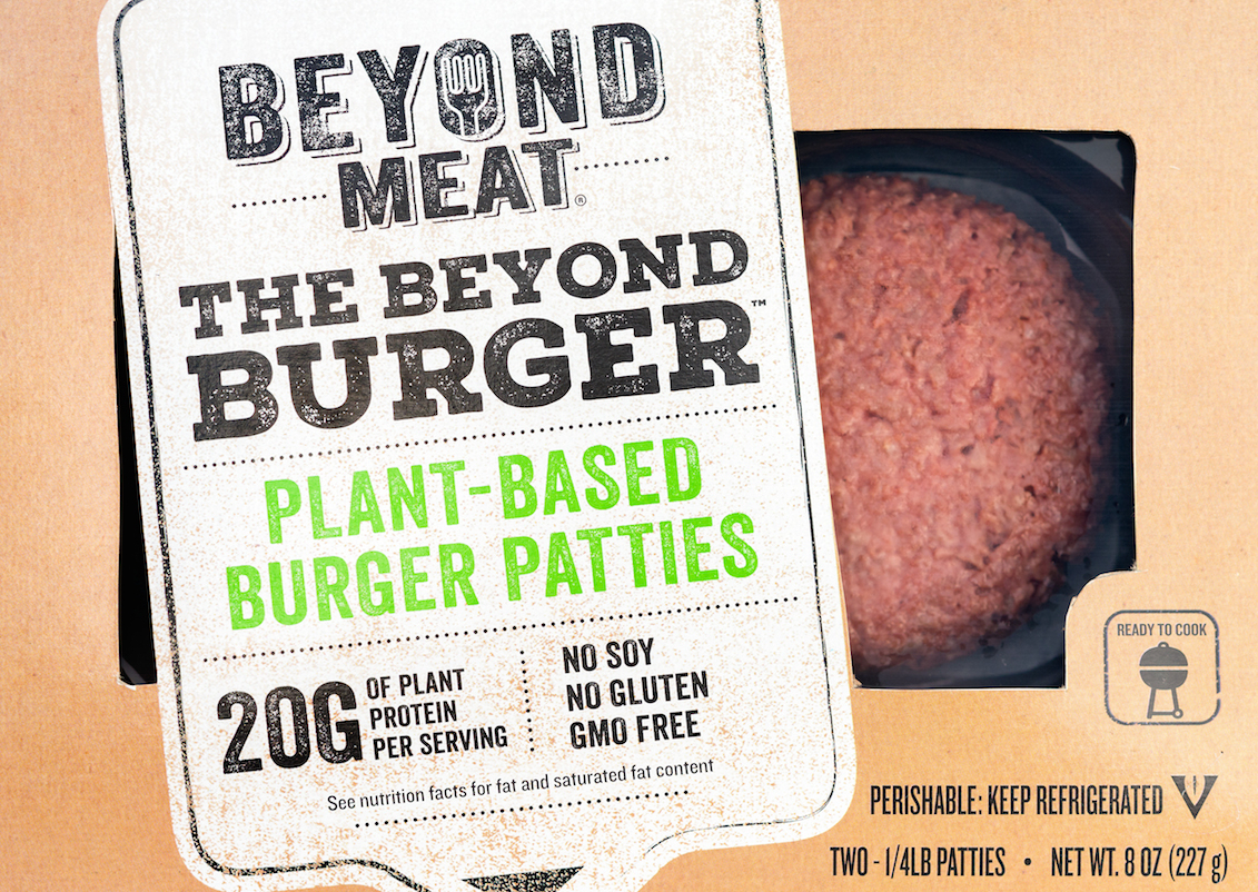 The First Plant-Based Phenom Goes Public: Food and Beverage Going Beyond Meat and Dairy