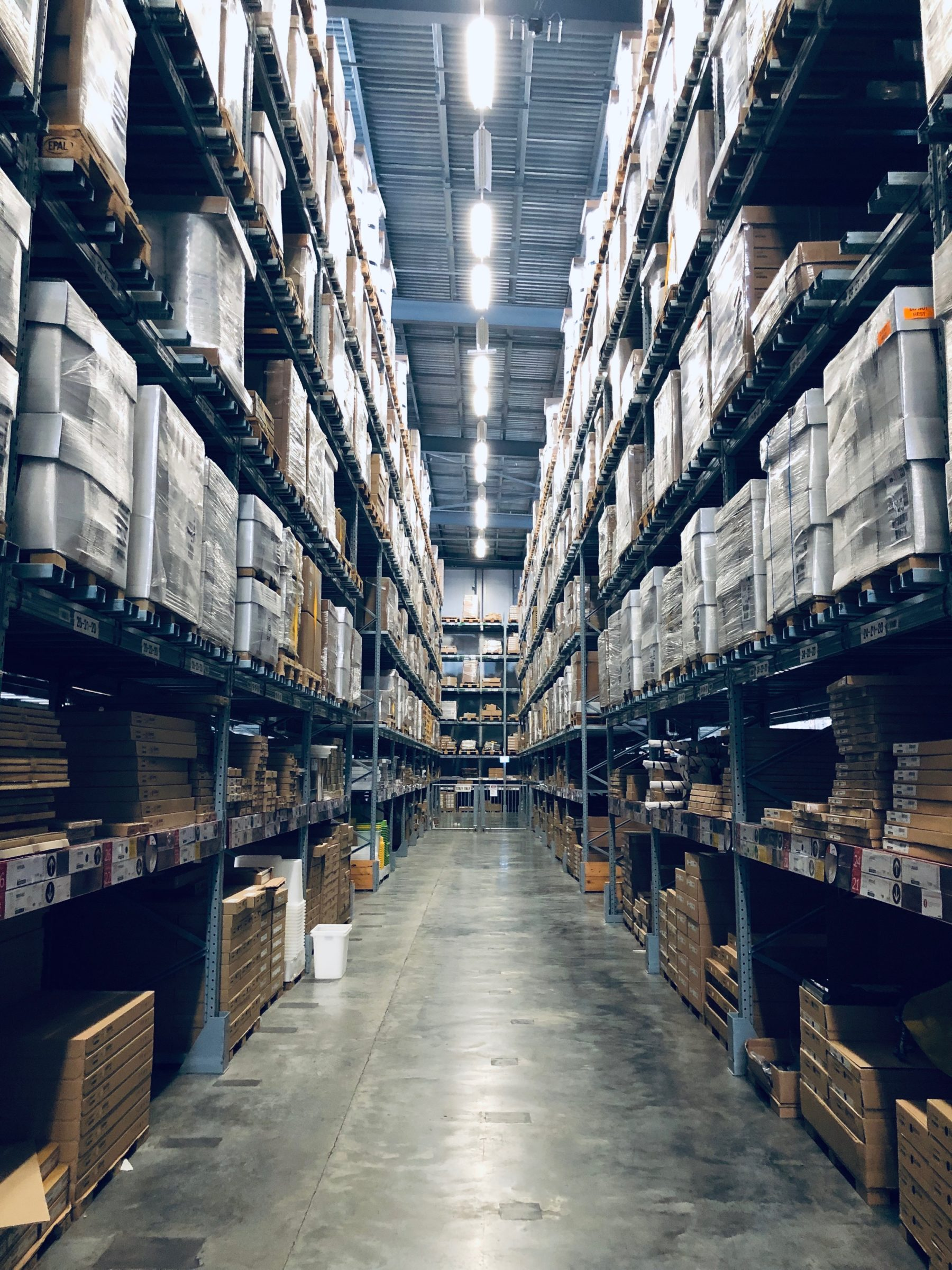 Warehouse REITs are on Fire. Here's Why.