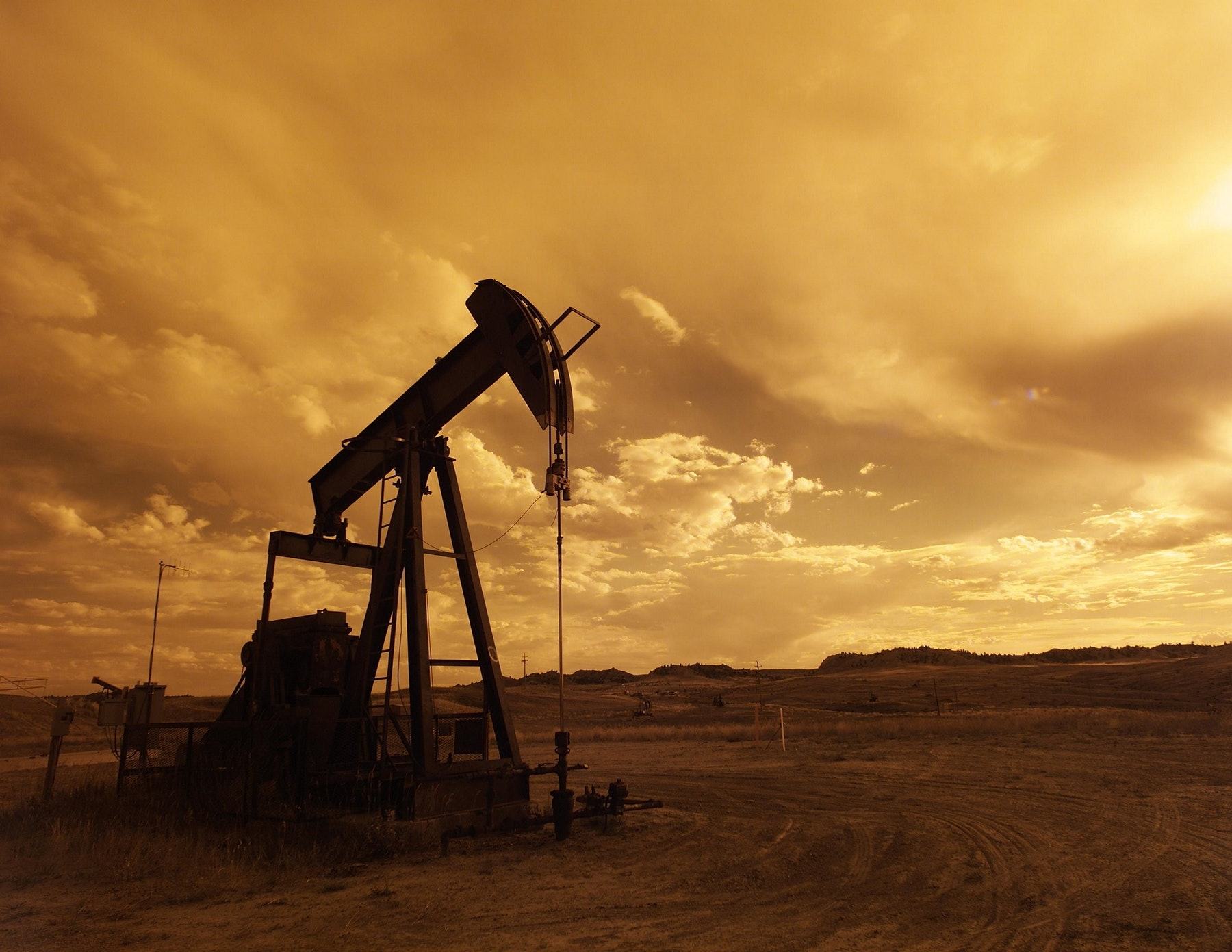 Crude's Coronavirus Collapse Comes at a Terrible Time for US Oil & Gas