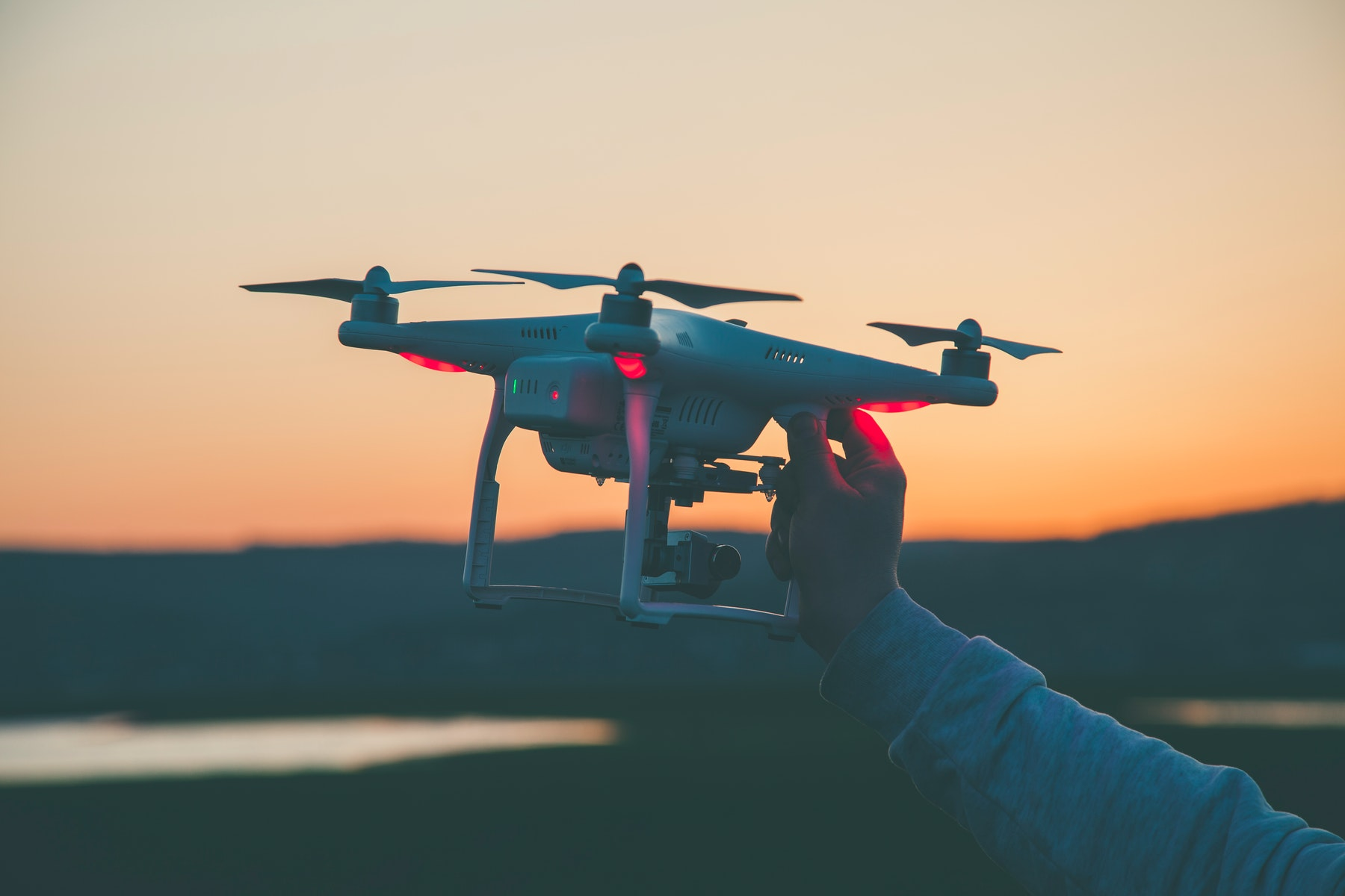 Demand for Drones on the rise, due to COVID-19 Disruption