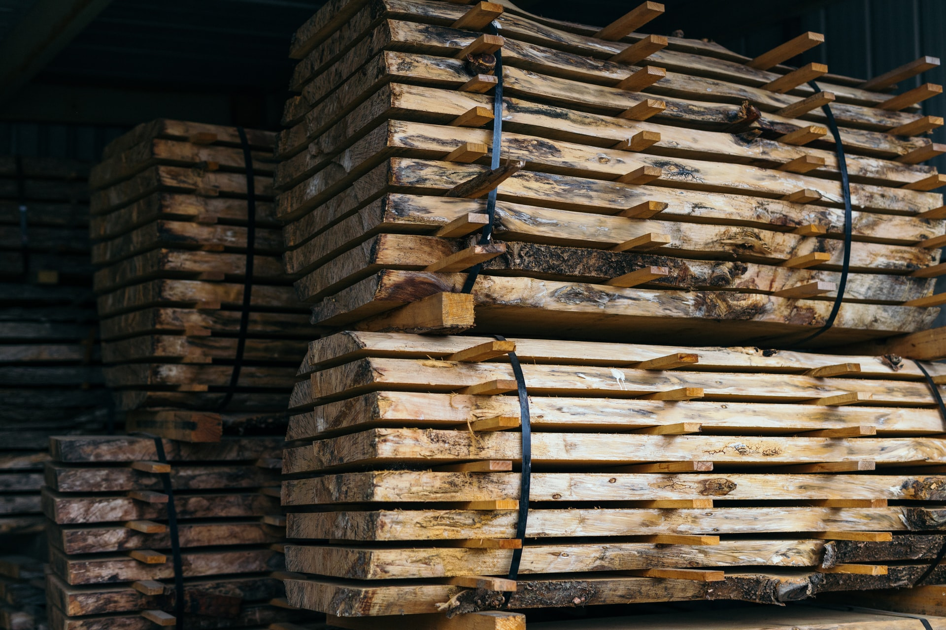 Homebuilders, Decking, and DIY Launch Lumber to New Highs