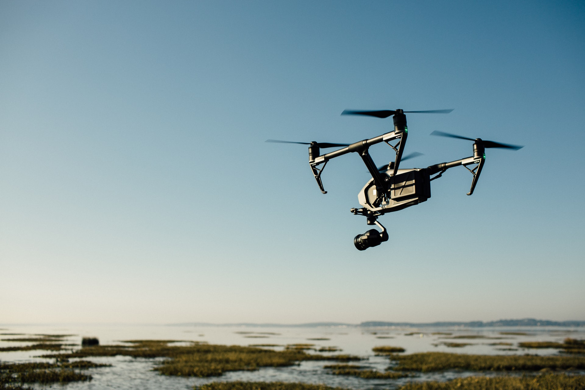 Drone Industry Sees Demand Surge for Delivery and Industrial Services