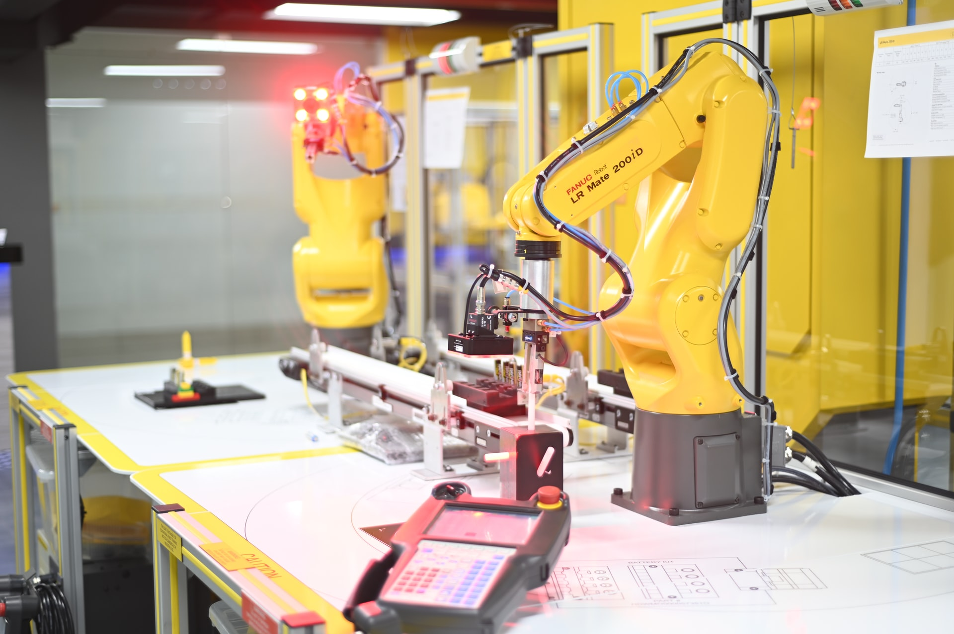 Industrial Robotics on the Rise in the COVID-Era