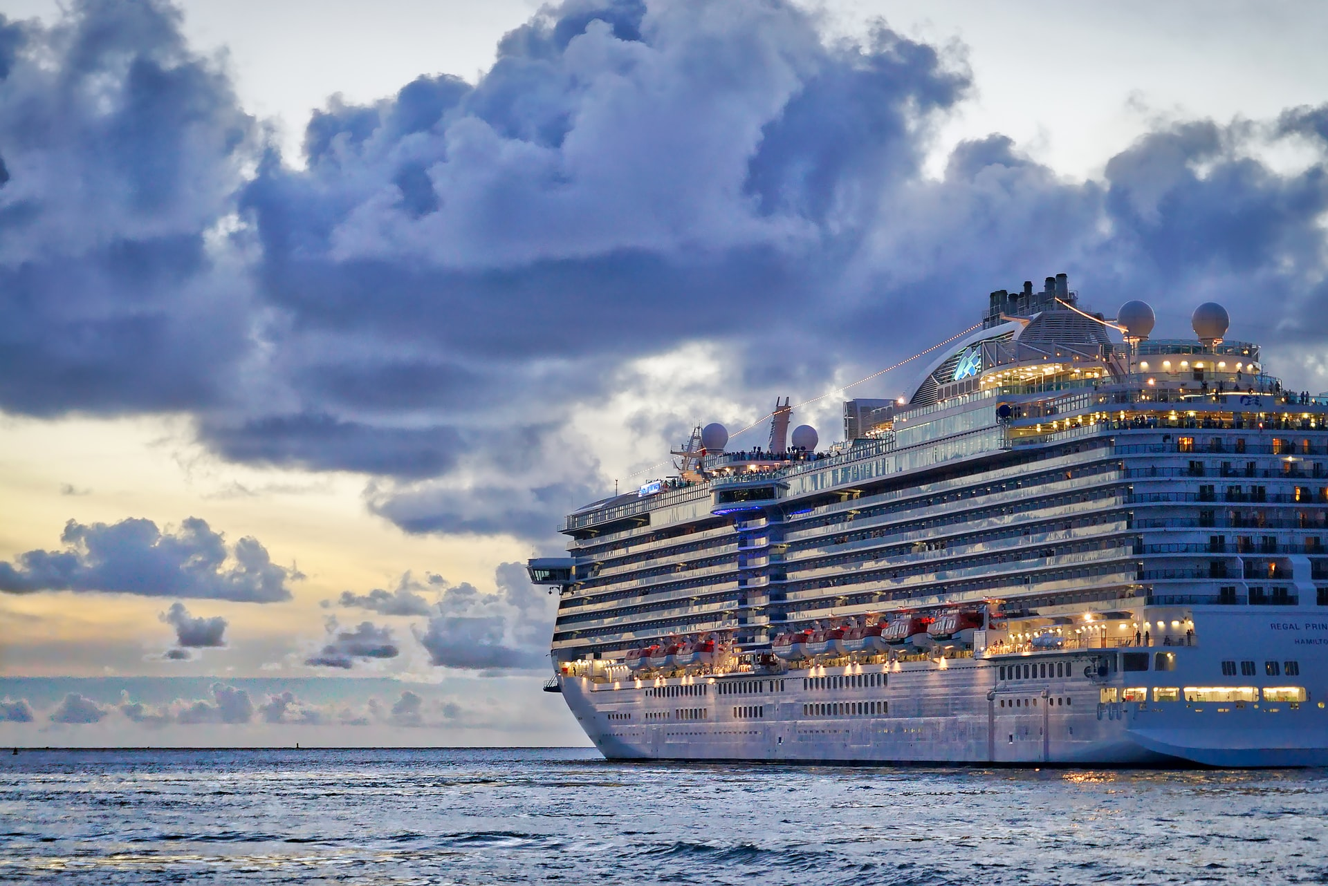 Cruise Line Industry Sees Green Shoots